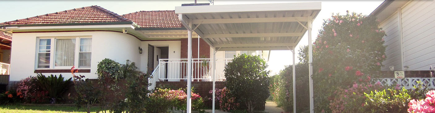 Carport and awnings manufacturers for Carport dog kennels