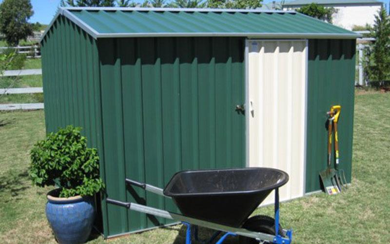 Gable Roof Sheds Garden Sheds Col Western Sheds