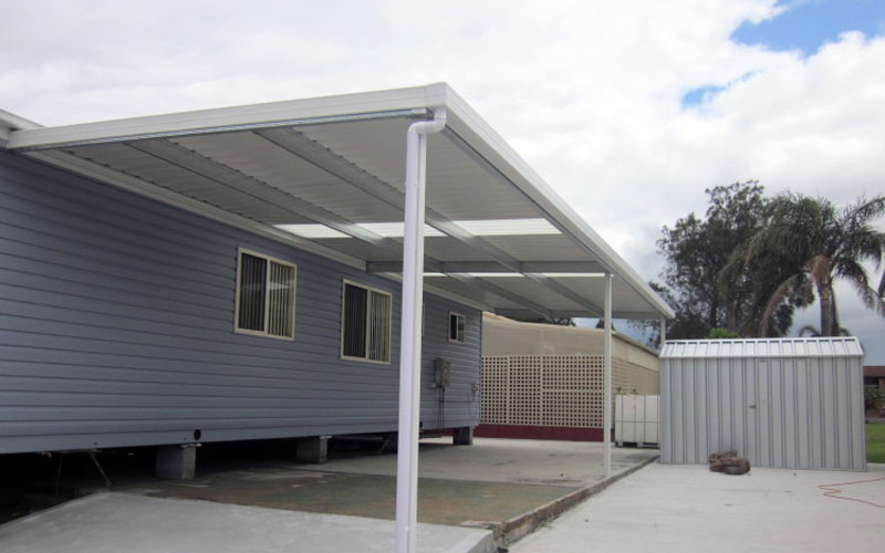 Awnings Standard Colour