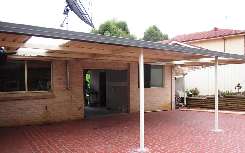 Awnings Deluxe Colour