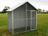 Custom Bird Aviary