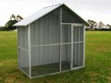 Custom Bird Aviary