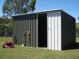 Skillion Roof Sheds Project 3