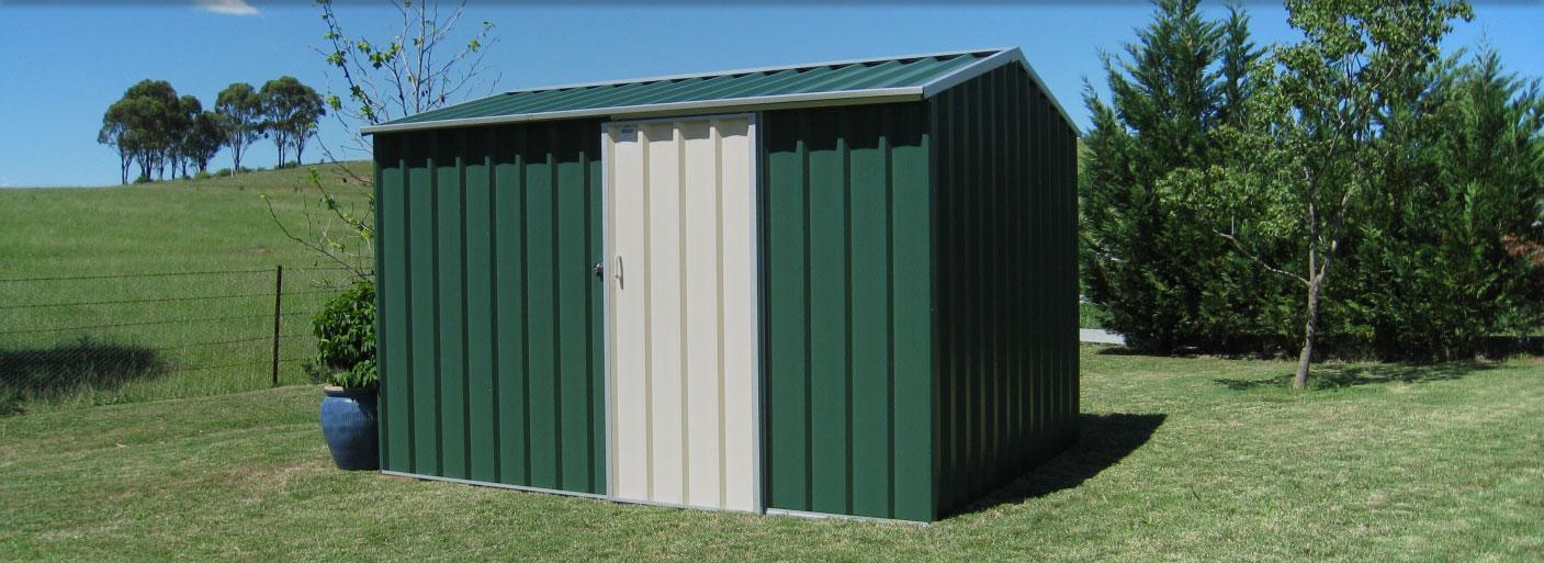 garden sheds & Col Western Sheds: Work and Garden Sheds Sydney | Penrith ...