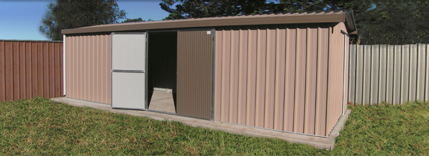 Col Western Sheds Work And Garden Sheds Sydney Penrith