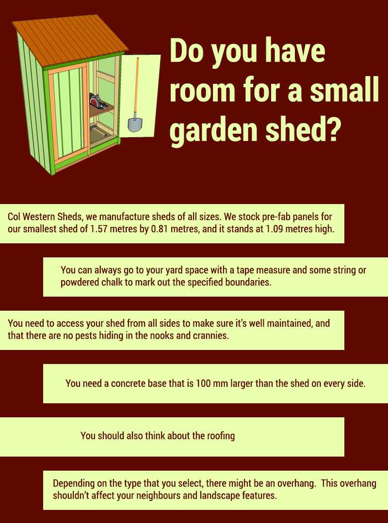Do You Have Room For a Small Garden