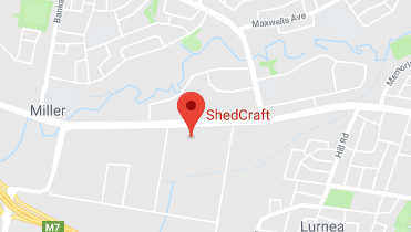 Map ShedCraft